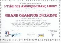 CH. I-Tymi Des Amours De Mancamony